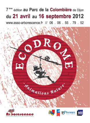 Flyer Ecodrome 2012