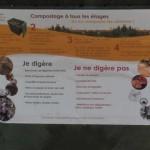 Consignes pour l'utilisation du composteur