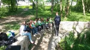 animation sport et nature au Bois du ru de Pouilly