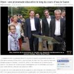 """Extrait de l'article paru dans """"Le Bien Public"""""""