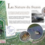 La faune du Suzon