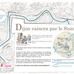 Dijon s'est construite sur le Suzon